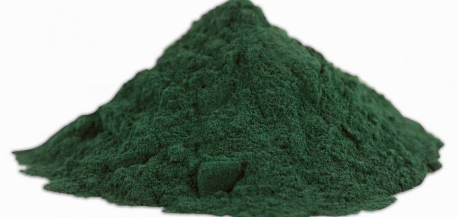 Spirulina-chlorella