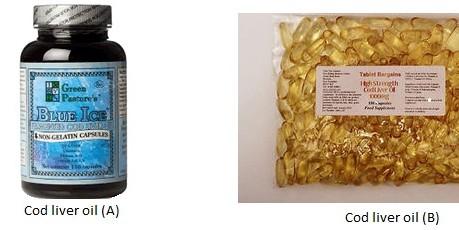cod liver oil comparison
