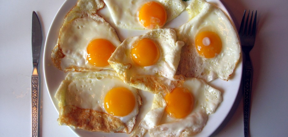 Eggs have cholesterol, but is it bad?