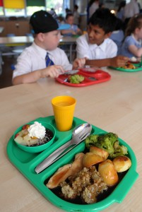 Childhood obesity: How schools encourage healthy eating