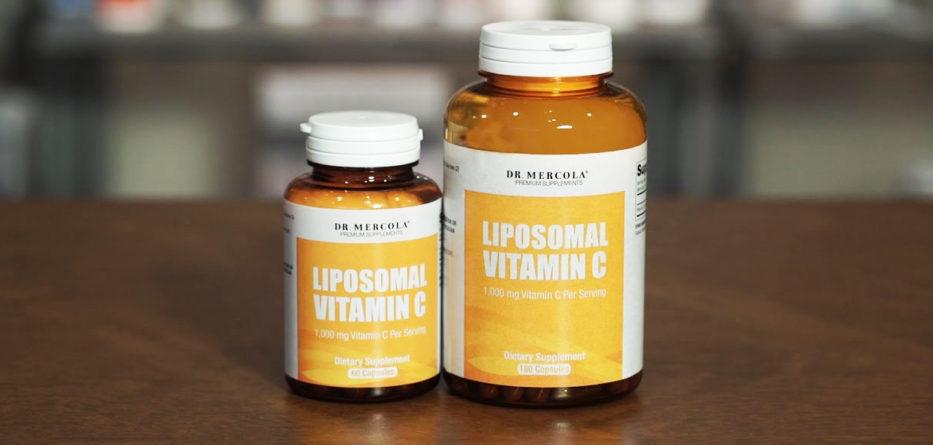 Is Mercola's Liposomal Vitamin C Fake?
