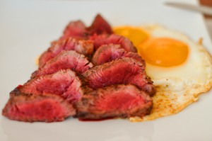 steak-eggs