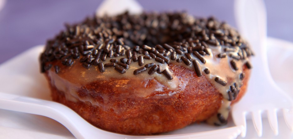 Trans-fats in doughnuts